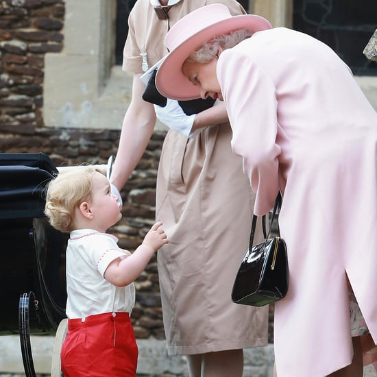 Meaning of Prince George's Nickname For the Queen