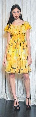 On Our Radar: Badgley Mischka Platinum Dresses