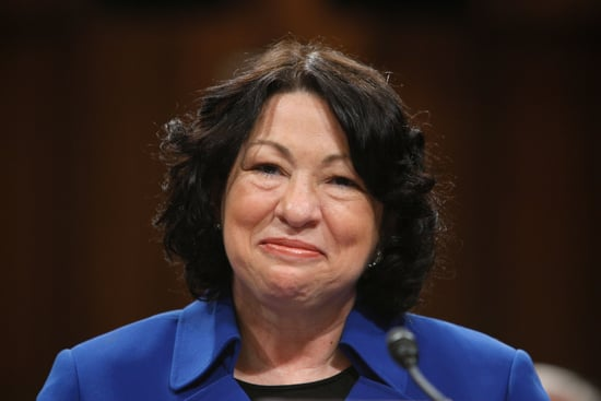 Front Page: Confirmation Hearings Begin For Sotomayor