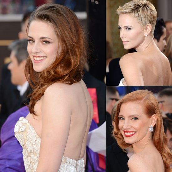 Zoom in on the Oscars Hair & Beauty From All Angles
