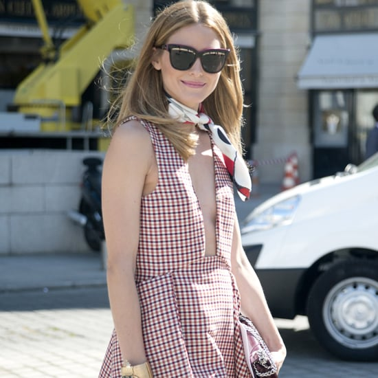 Olivia Palermo's Best Outfits in 2015