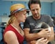 True Blood's Anna Paquin and Stephen Moyer Play at SeaWorld