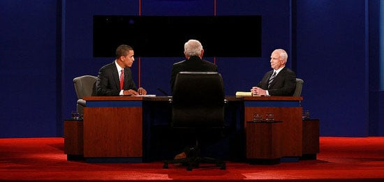 Sugar Shout Out: Obama and McCain Have Their Final Debate in NYC