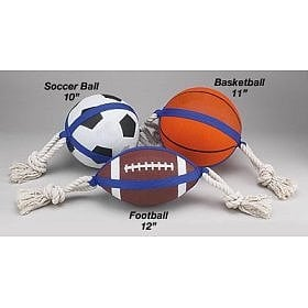 Inflatable Sports Ball Tug-Toy ($11.87)