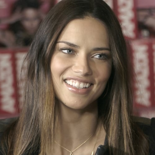 Adriana Lima Preps For the Victoria's Secret Fashion Show With Boxing!