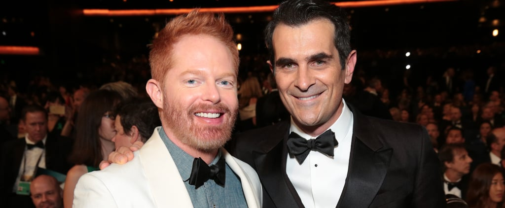 The Cast of Modern Family Made a Splash at the Emmys