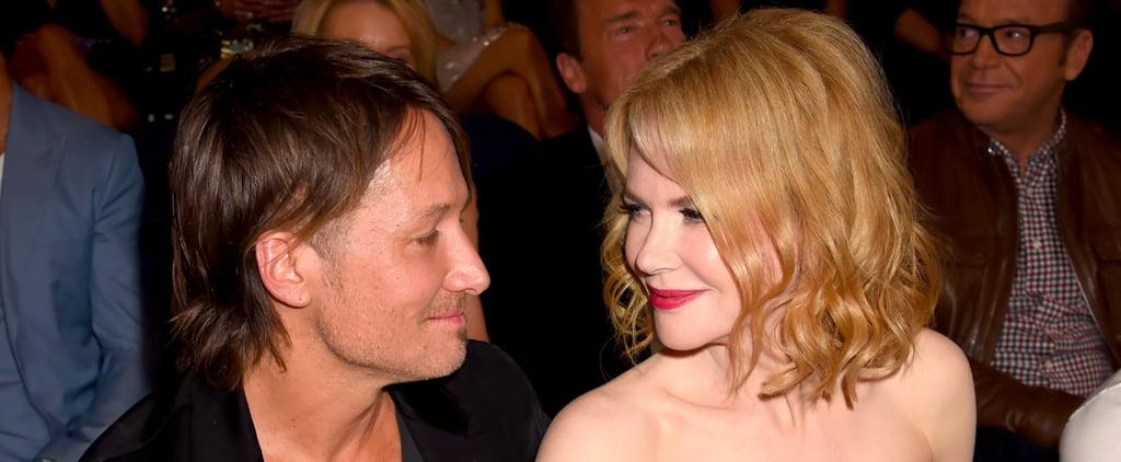 Nicole Kidman and Keith Urban Will Reaffirm Your Faith in Love
