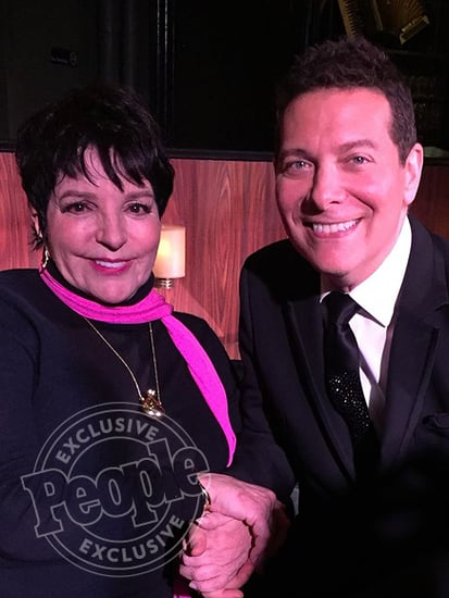 WATCH: Liza Minnelli Makes Surprise Appearance in New York City, Puts Rumors She's Ailing to Rest