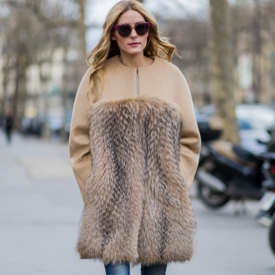Olivia Palermo at Fashion Week Fall 2016