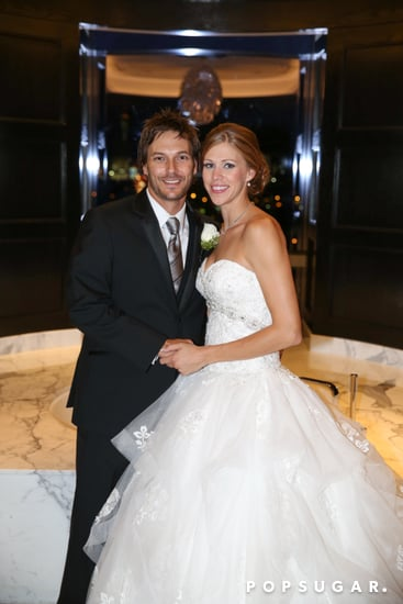 Kevin Federline and Victoria Prince got married at the Hard Rock Hotel in Las Vegas.