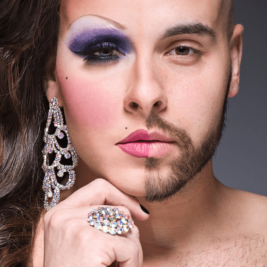 Half-Drag Portrait Series