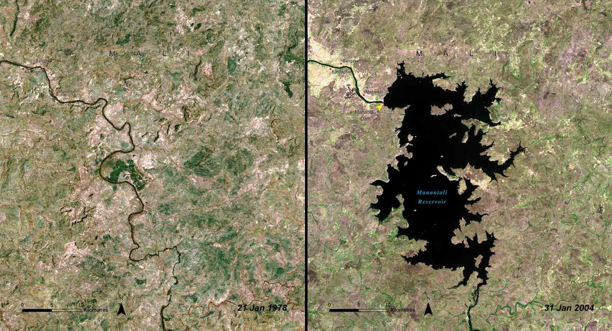 Reservoir Growth, Mali
