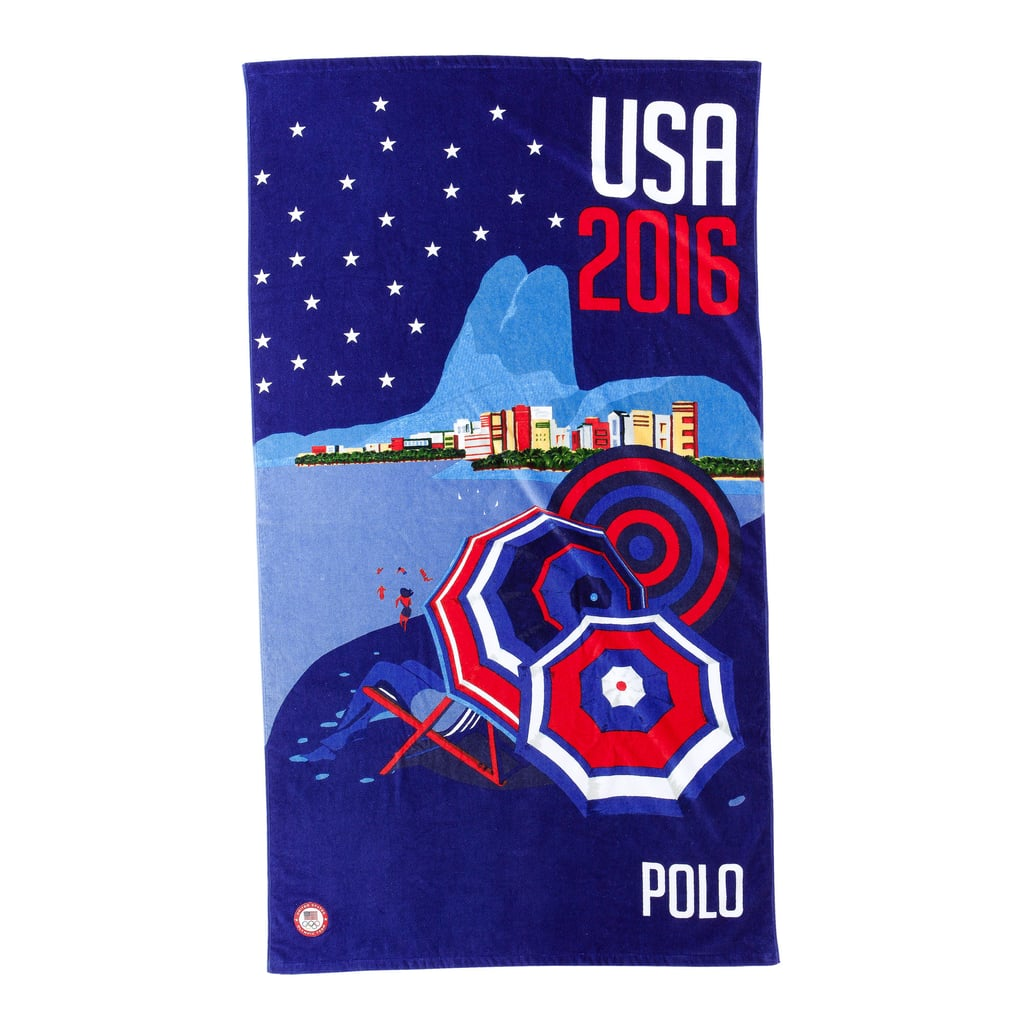 Dry Off With a Commemorative Print Towel