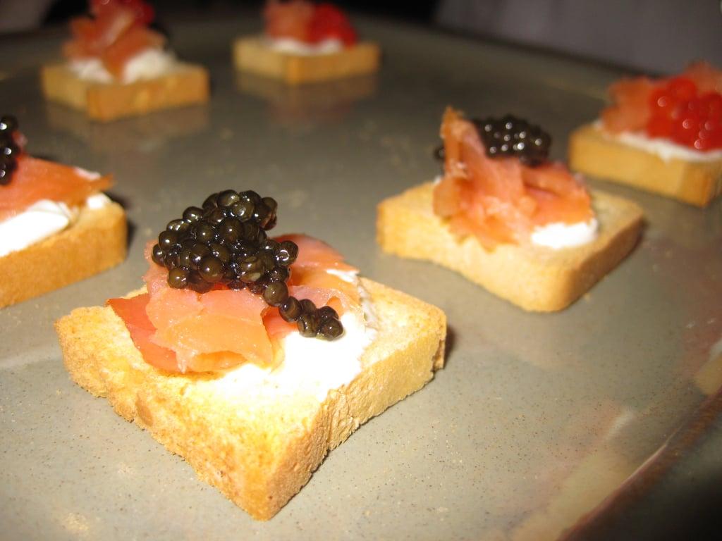 Tips for Enjoying Caviar