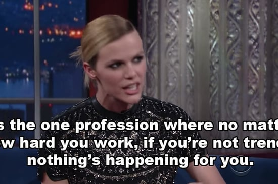 Brooklyn Decker Was Super Honest About Why She Doesn't Miss Modeling