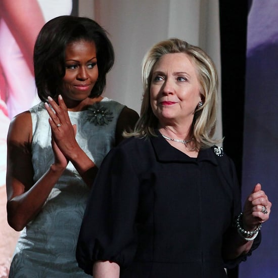 Michelle Obama Campaigning For Hillary Clinton