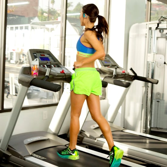Beginner Interval Treadmill Workout