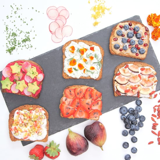 6 Superfood Toast Toppings | Video