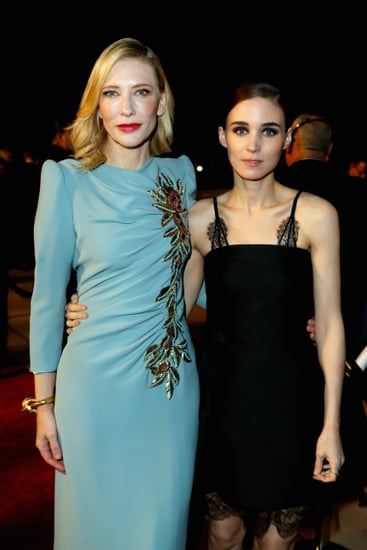 Cate Blanchett and Rooney Mara at Palm Springs Film Festival