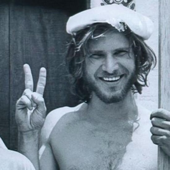 Shirtless Harrison Ford Photo