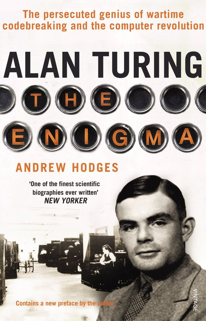 Alan Turing: The Enigma by Andrew Hodges