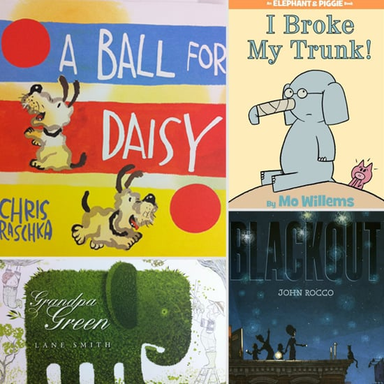 Add These Award-Winning Books to Your Tot's Bookshelf Today!