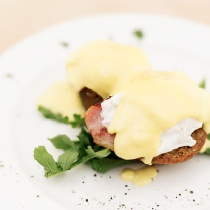 Happy National Eggs Benedict Day!