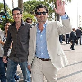 Patrick Dempsey Arrives in Cannes, France