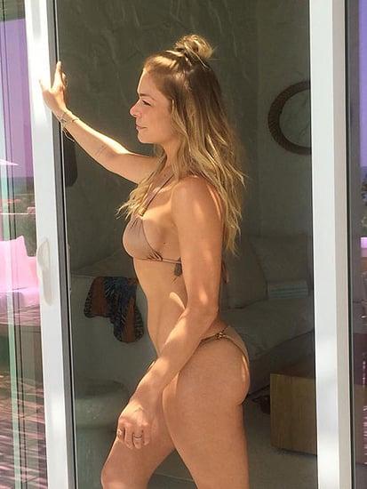 LeAnn Rimes Looks Flawless in Tiny Bikini at Miami Swim Week