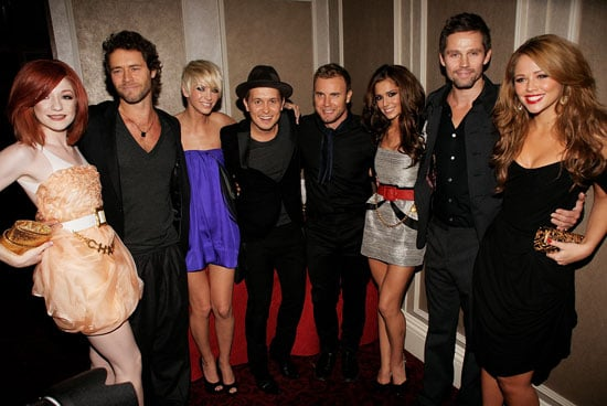 Photos Of Take That, Girls Aloud, Sugababes, Sophie Ellis-Bextor, The Feeling, U2, Bono, At Music Trust Award Ceremony