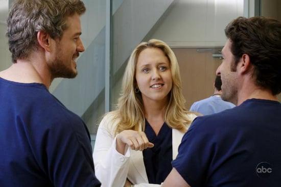 "Grey's Anatomy Rundown: Episode 6, ""Kung Fu Fighting"""