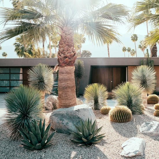 Before & After: Palm Springs party pad becomes a sleek retreat