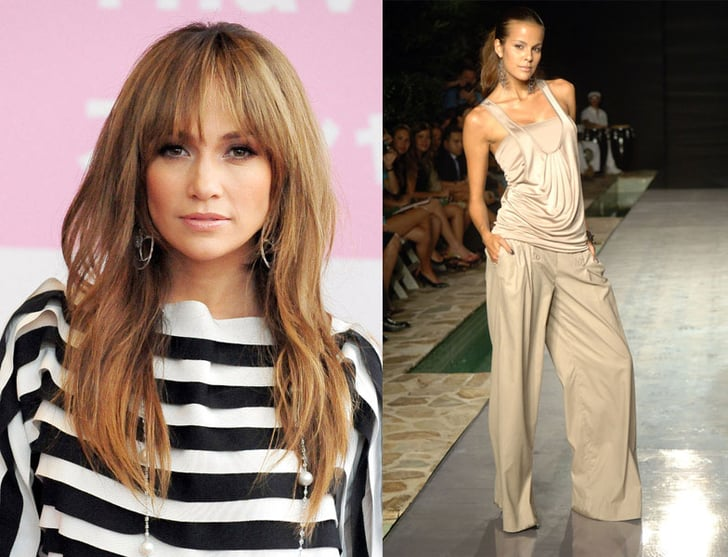 Singer And Actress Jennifer Lopez May Stop Her Sweetface Clothing Line Popsugar Fashion