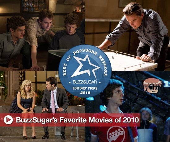 The Best Movies of 2010