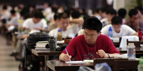 Facts about China's National College Entrance Exam