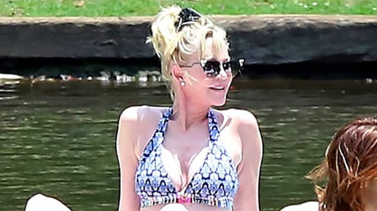 Melanie Griffith Shows Off Killer Bikini Bod at 58