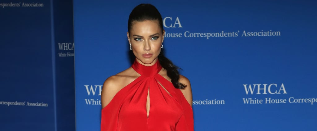 Adriana Lima Just Managed to Make Burpees Harder Than They Already Were