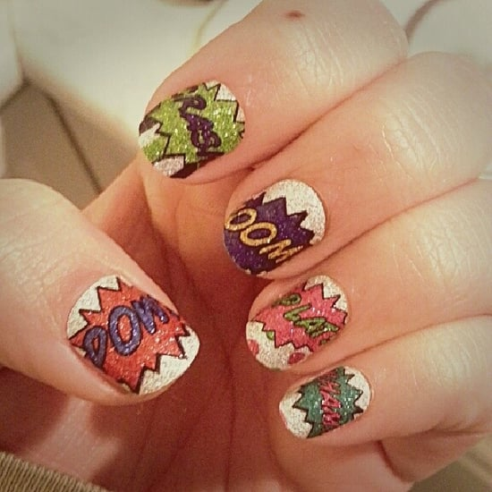 Geeky Wraps to Decorate Your Digits