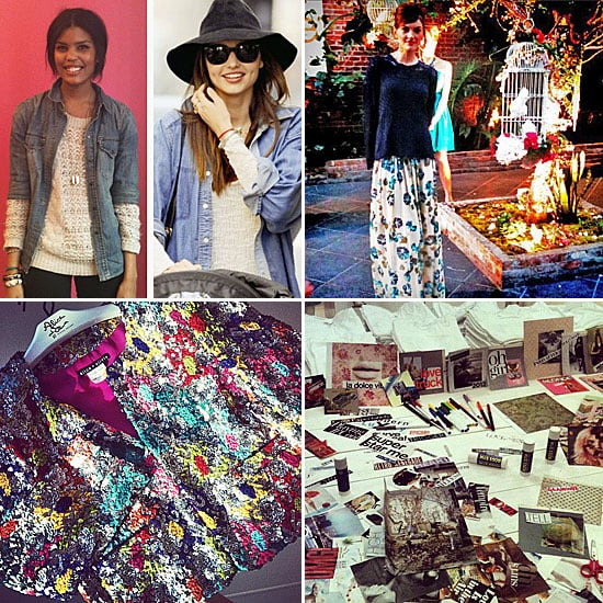 Instagram Fashion Pictures March 19, 2012