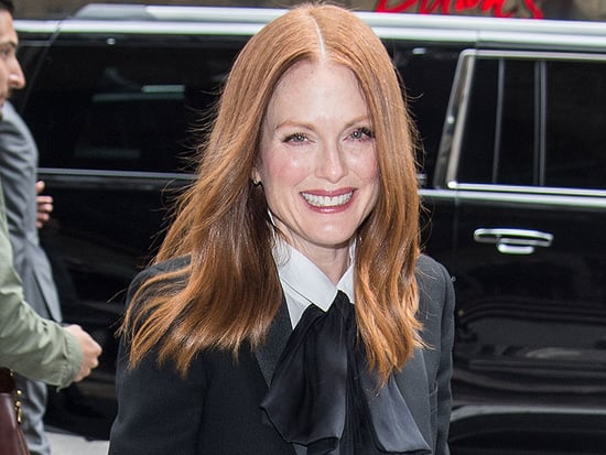 'I Voted': Julianne Moore, Sarah Jessica Parker, America Ferrera and More Stars Cast Their Ballots In New York