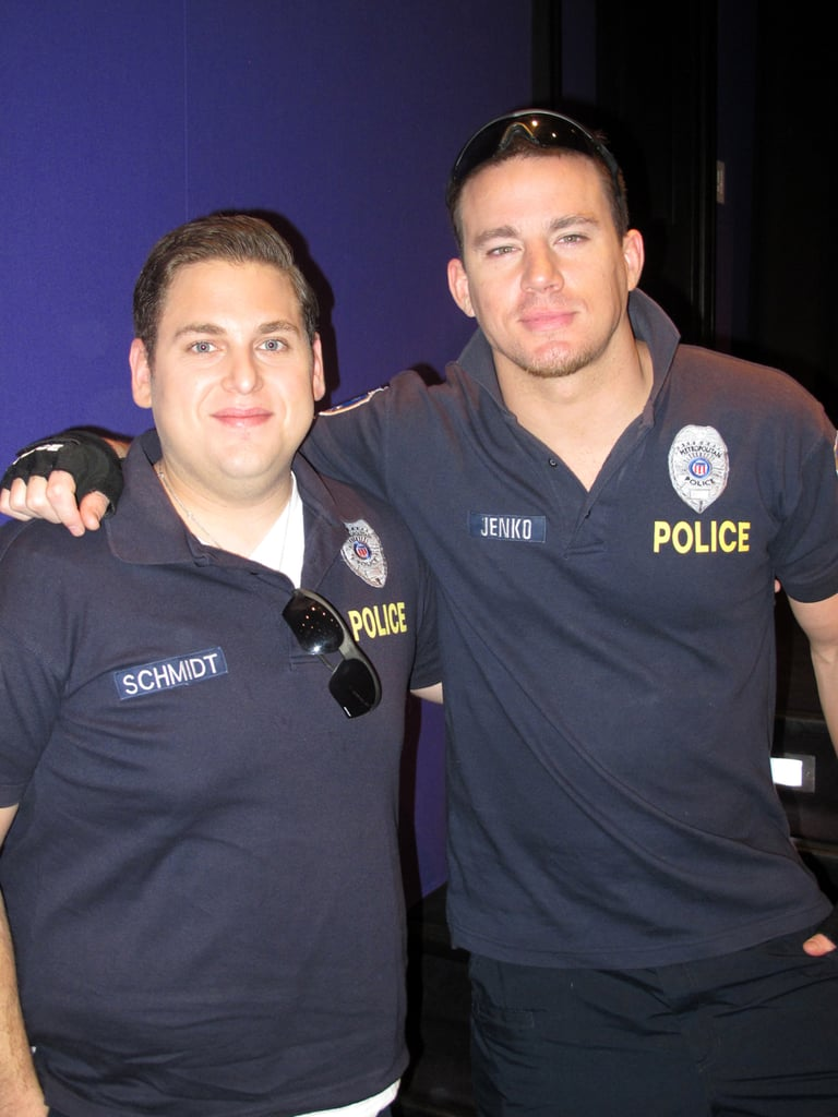 I'll admit that, before this year, I had not yet hitched a ride on the Channing Tatum bandwagon. That changed as soon as I saw him in the hilarious 21 Jump Street and realized he's much more than just a walking muscle. He and Jonah Hill even made the promotional rounds for the movie in their bike-cop uniforms, including at this March stop in NYC, which endeared me to both of them forever. — Lindsay Miller, LA editor