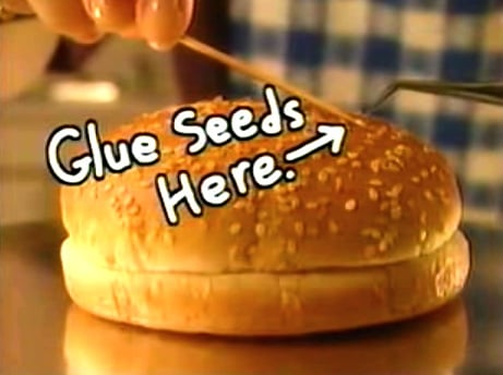 Foodie Flashback: Learn How to Style a Burger