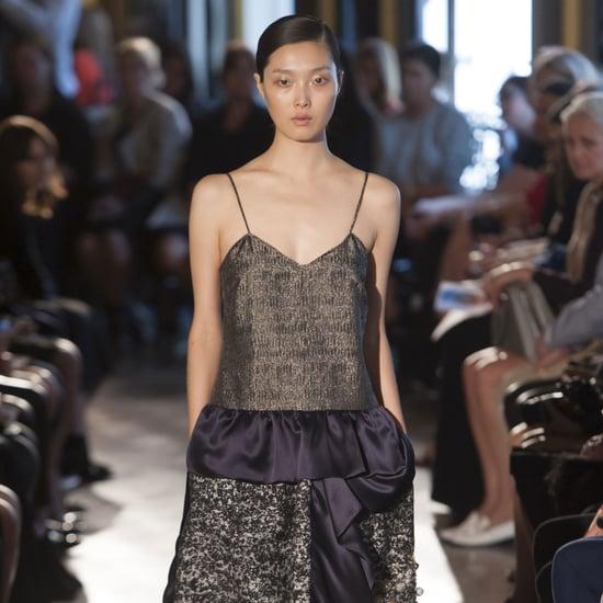 Michael van der Ham Spring 2014 Runway | London Fashion Week