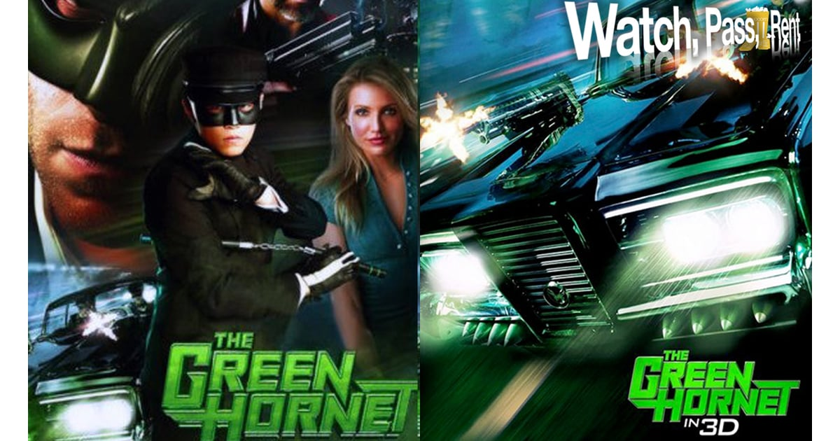 The Green Hornet Movie Review | POPSUGAR Entertainment