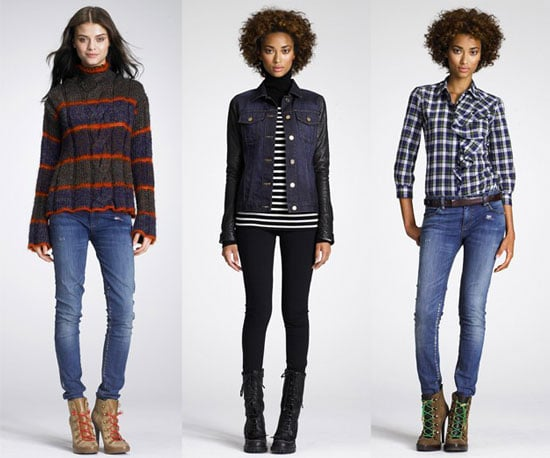 Tory Burch Expands Her Denim Line For Fall 2010