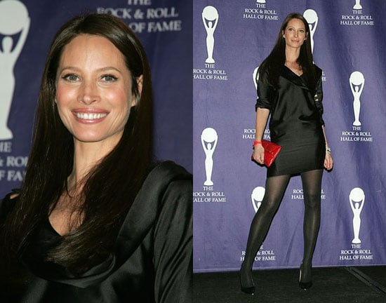 Celebrity Style: Christy Turlington