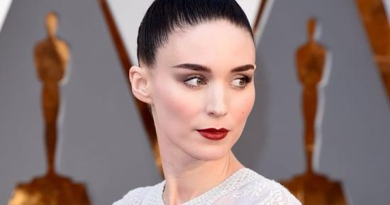 Rooney Mara's Oscars Dress Is Her Sheerest, Sexiest Look Yet