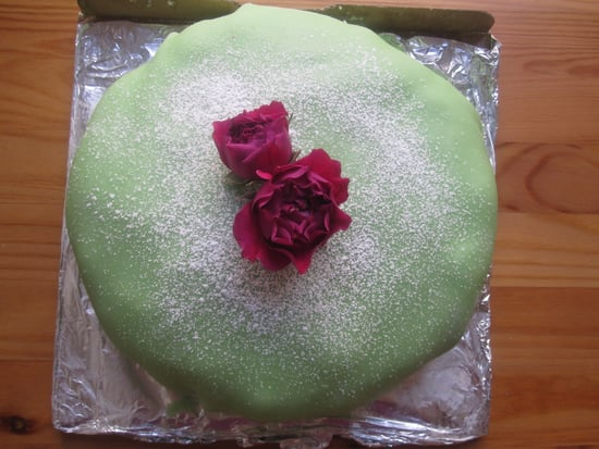 Scandinavian Princess Cake Recipe and Photos