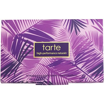 Tarte Not So Slick Blotting Papers