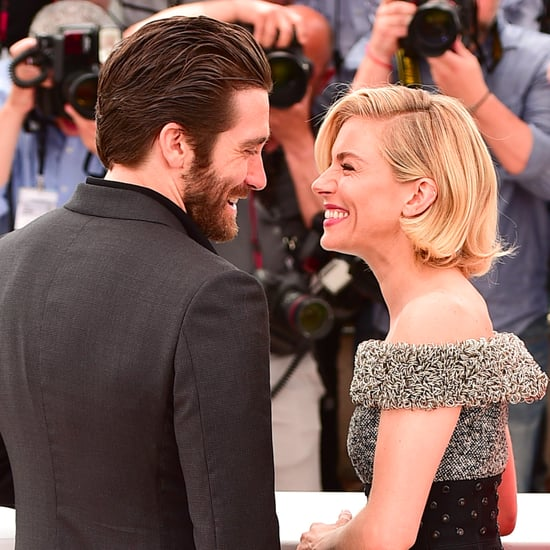 Photos of Sienna Miller Having Fun With Costars